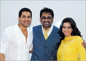 Aamna Shariff's debut film Aloo Chaat with Aftab Shivdasan